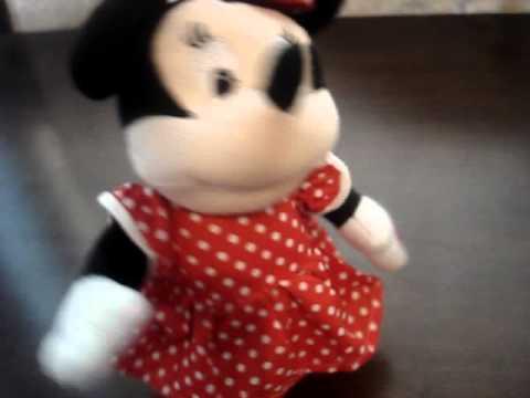 Minnie Mouse Peluche con Sonidos - drimes