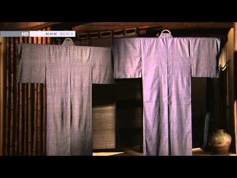 1 2 The Mark Of Beauty - Tsumugi Kimono video