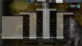 AoE SoLo 2 Thể Loại Cam Quýt vs BiBi ngày 20-11-2017