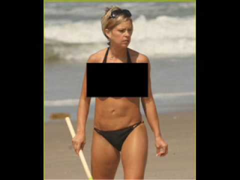 New Censored (sorry) Video of Kate Gosselin Topless
