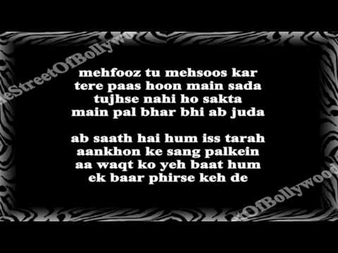 tu mila jis tarah full song