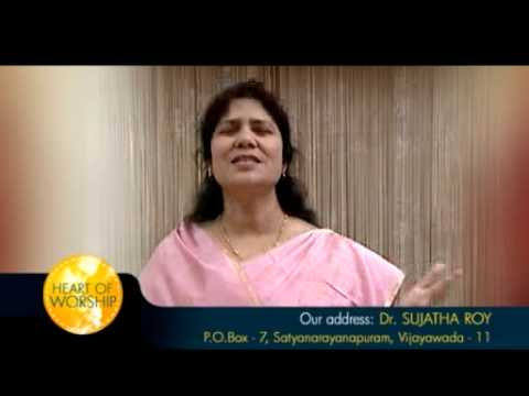 Heart Of Worship - Dr.sujatha Roy 13 02 2013 video