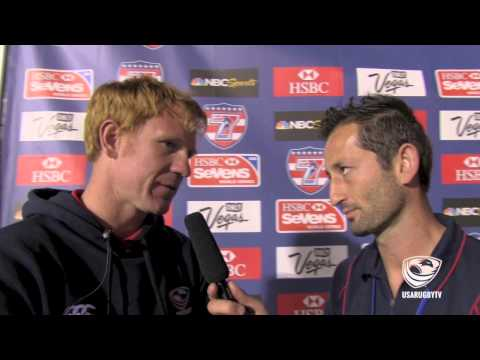 USA vs. Fiji - Post-game comments from Blaine Scully and Alex Magleby