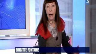 Brigitte Fontaine - Prohibition (JT FR3)