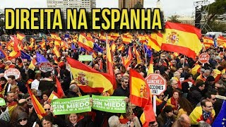 ESPANHA: DIREITA PEDE PASSAGEM