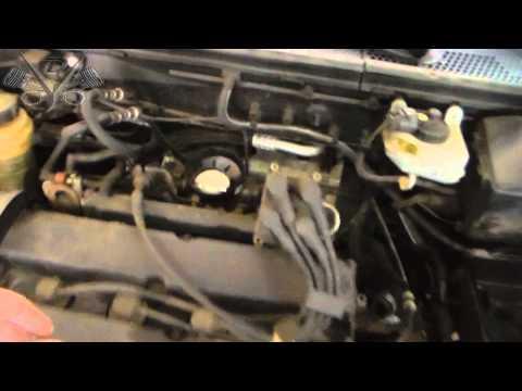 Oficina Mecânica - 23-01-2014 - Ford Focus 2.0 16v. Zetec 2004 e os 831557km Rodados
