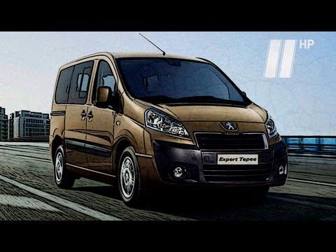 Тест Peugeot Expert Tepee