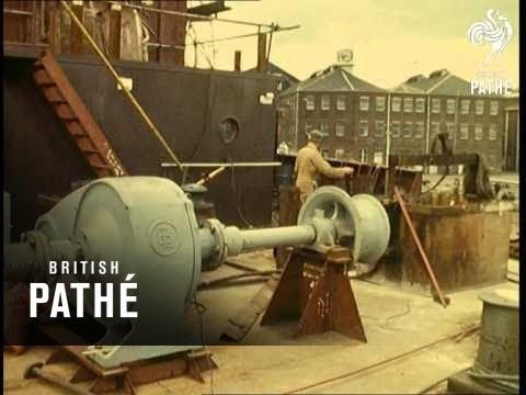 Ship Builders (1971)