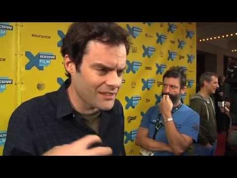 Bill Hader Interview - Trainwreck SXSW Premiere