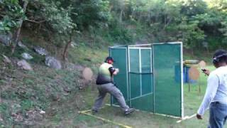 IPSC shooting drills | This is one of my IPSC Shooting Drills