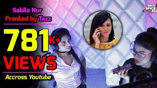 Sabila Nur Pranked by Tazz & Mumtaheena Chowdhury Toya || Tazz