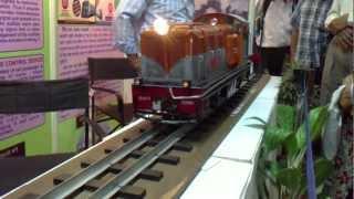 Churchgate Western Rail Exhibition Model Trains April 2012
