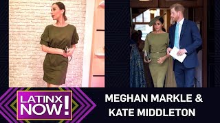 Score Meghan Markle & Kate Middleton's Looks for Less! | Latinx Now! | E! News