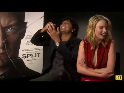 M Night Shyamalan On Twists, The ENDING Of His New Thriller Split & His Love For Guinness