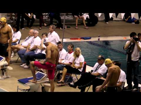 PAC 12 2013 200 IM Mens Swimming