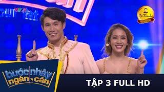 BƯỚC NHẢY NGÀN CÂN 2016 | TẬP 3 FULL HD: LAN KHUÊ - ĐÀM VĨNH HƯNG - JOHN HUY TRẦN - MC TRẤN THÀNH