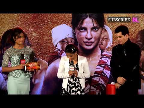 Priyanka Chopra launches Mary Kom's music Part 3