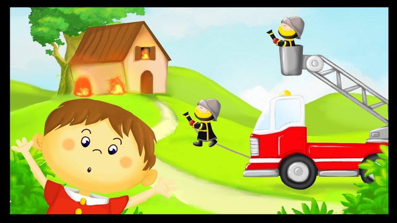 au feu les pompiers youtube