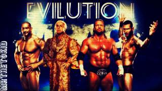 (NEW) 2013: Evolution 1st TNA Theme Song