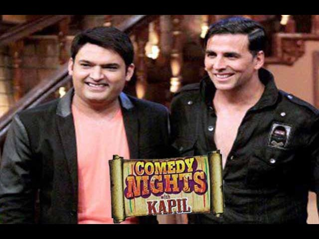 Akshay Kumar On Kapil Sharma's Show Comedy Nights With Kapil