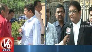 HCA Members Thank Govt Advisor Vivekananda For Support   Hyderabad   V6 News