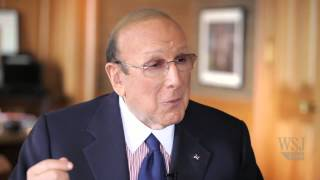 Clive Davis on How To Create a Hit-Making Environment
