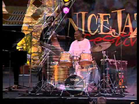 Elvin Jones - Nice Jazz Festival 2000 (Official)