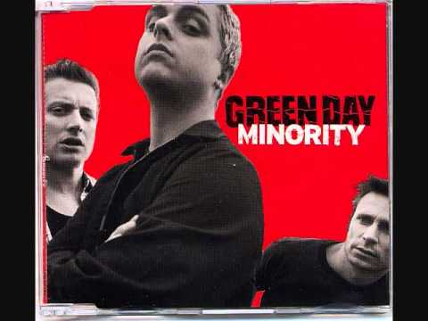Green Day-Minority.