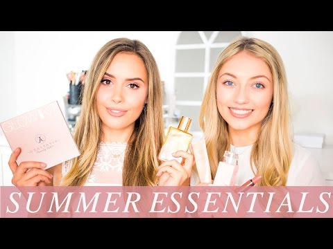 Top Ten Summer Beauty Essentials | Hello October & Freddy My Love
