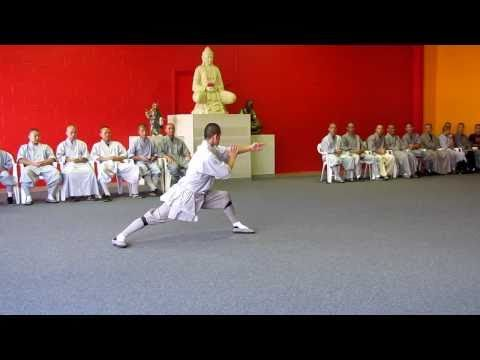 Shaolin Monk 1 Finger Hand Stand for SKFG
