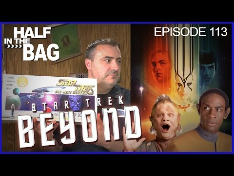 Half in the Bag Episode 113: Star Trek Beyond