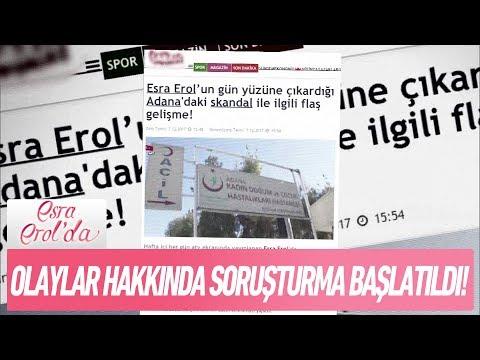 Doğumevinde yaşanan olaylarla ilgili soruşturma başlatıldı - Esra Erol'da 8 Aralık