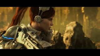 Ghosts of the Past Trailer   StarCraft II Wings of Liberty