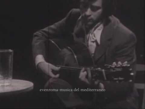 Manolo Sanlúcar ... año 1976
