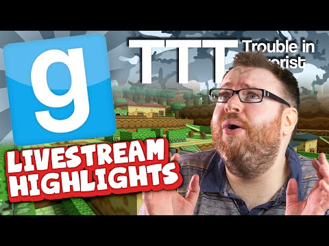 Yogscast Gmod Live 2014 Best Bits video