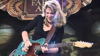 Susan Tedeschi Just Won 39 T Burn Live At Farm Aid 1999