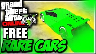"GTA 5 Rare Cars : TOP Secret & NEW Cars Spawn Locations on GTA 5 Next Gen! ""GTA 5 Rare Cars"""