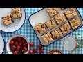 Chocolate-Chip with Streusel Brownies- Sweet Talk with Lindsay Strand