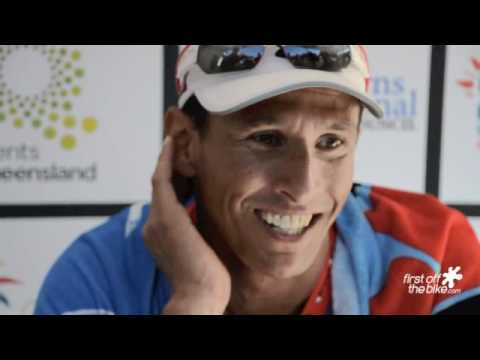 Chris McCormack on his return to IM racing at Cairns