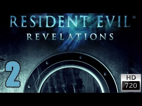 Resident Evil: Revelations - HD Walkthrough Chapter 2 - Double Mystery (720p Xbox Gameplay)