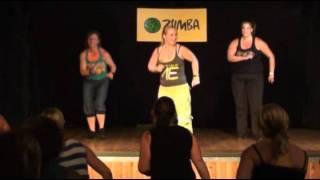 "Zumba Fitness Högsby Tegelbruket ""Gangsta"" 11/9 2011"