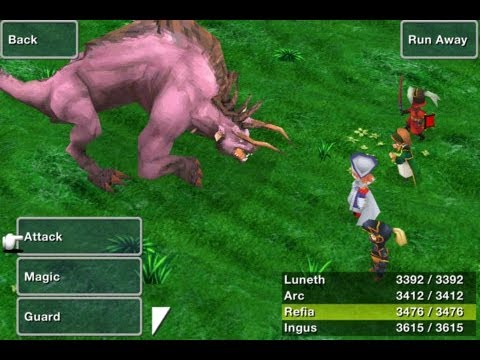 Final Fantasy III Review