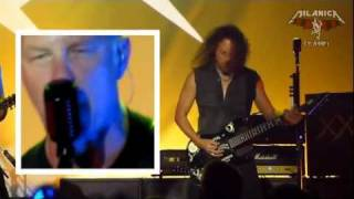 Watch Metallica Just A Bullet Away video