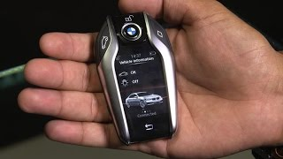 Top 5: Technologies in the BMW 7 Series (On Cars)