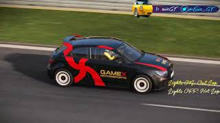 Chrono Audi A1 quattro + R8 bug frustration - Project Cars - Re Live Twitch