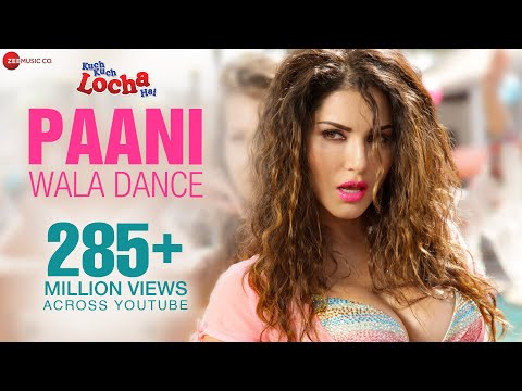 Paani Wala Dance - Sunny Leone - Full Video | Kuch Kuch Locha Hai | Ikka | Arko | Intense - LatestLyrics