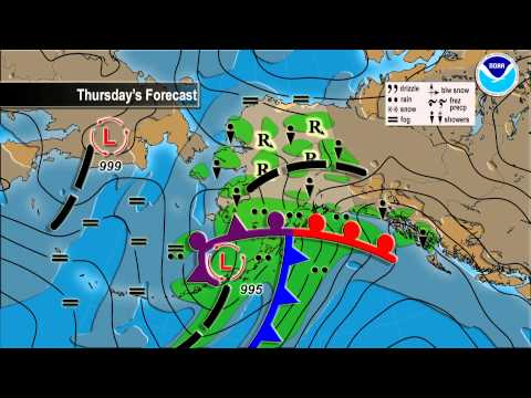 July 15, 2015 Alaska Weather Daily Briefing