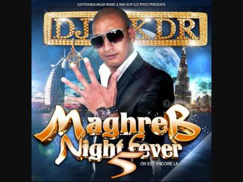DJ KDR   Maghreb Night Fever 5   track 14