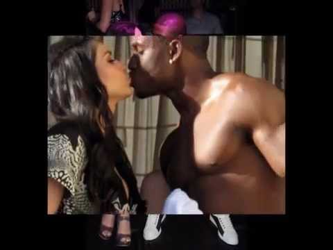 Kim Kardashian & Reggie Bush Kissing Compilation