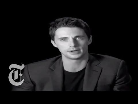 Matthew Goode Interview | Screen Test | The New York Times
